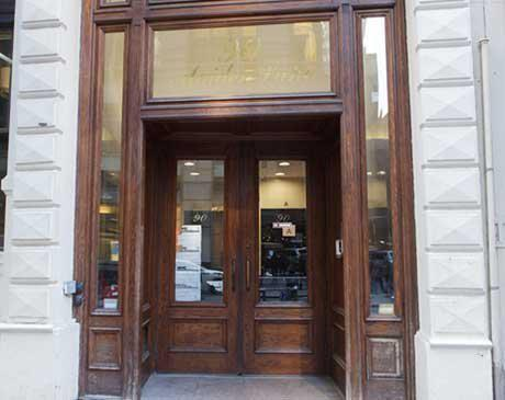 Maiden Lane Medical Front Door