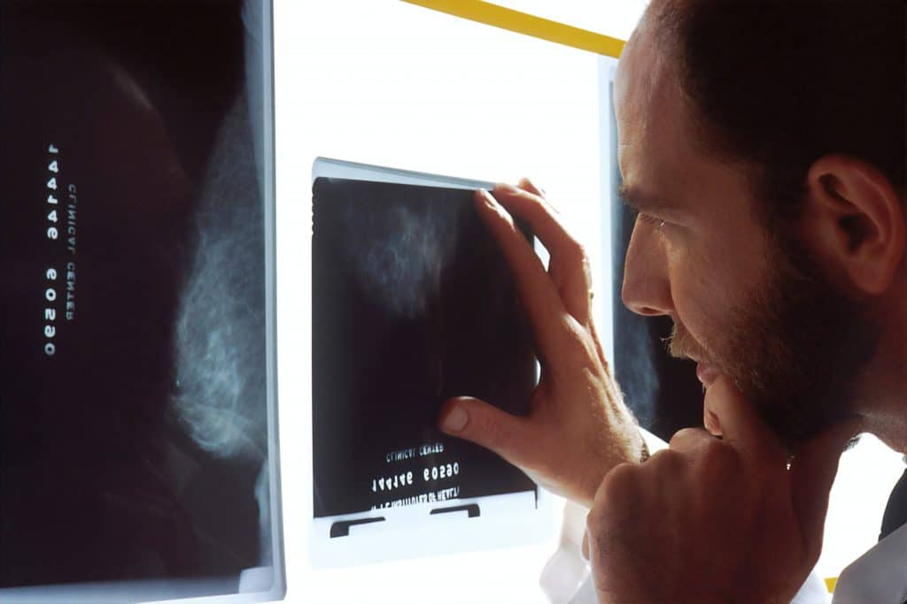 Doctor who in interprets mammograms for breast cancer - Maiden Lane Medical, Downtown, NY